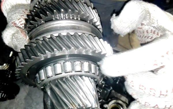 Ремонт КПП в автомобилях Citroen