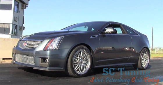 Hennessey Cadillac Coupe V1000